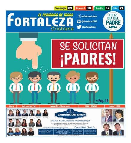Fortaleza Cristiana – Junio 2017