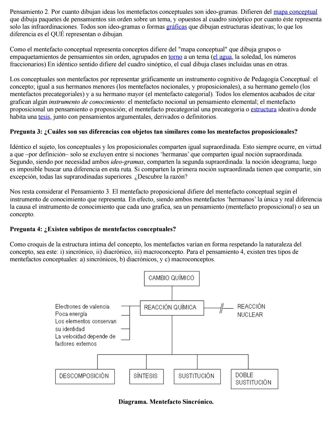 Clases De Mapas Pedagogicos By Saul Rodriguez Hernandez Issuu
