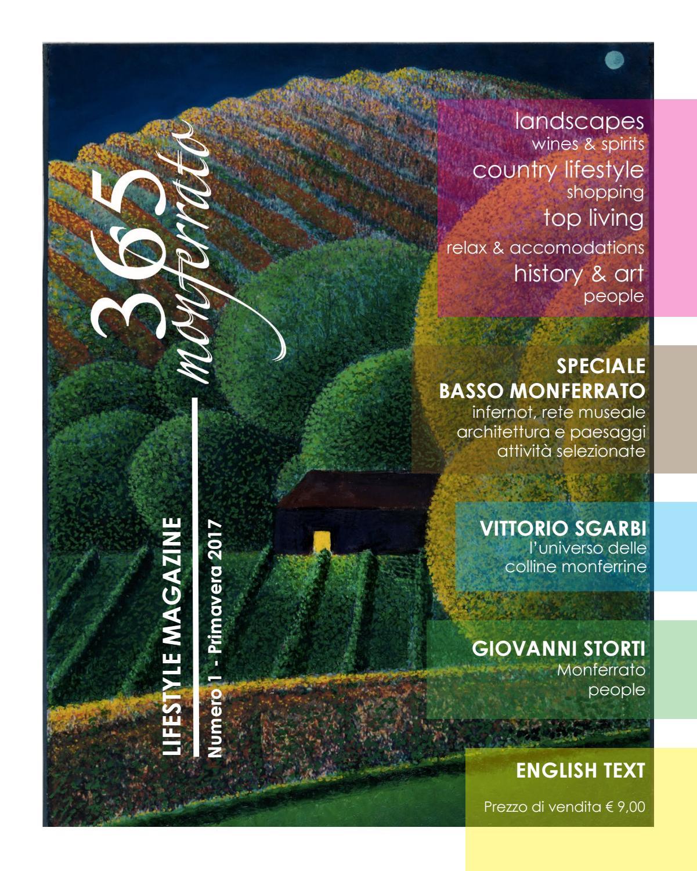 6c0bbeab57 365 Monferrato - Anno 1 - Numero 1 - Primavera 2017 by 365 COMUNICATION -  issuu