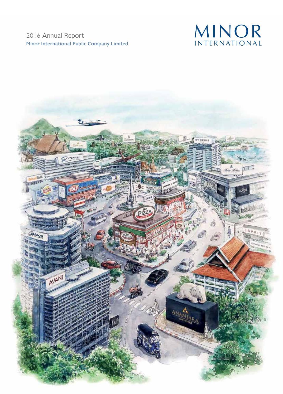 MINT: Annual Report 2016 EN by Surachet Fungwatthananon - issuu