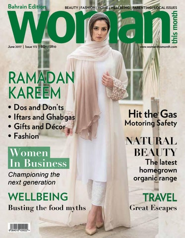 b55a0a5cc75a6 Woman This Month - June 2017 by Red House Marketing - issuu