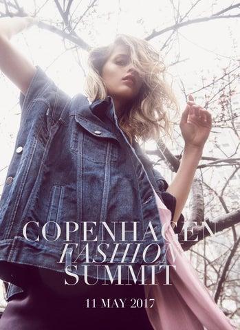 5d7d818e390d8 Copenhagen Fashion Summit 2017 Magazine by Danish Fashion Institute ...