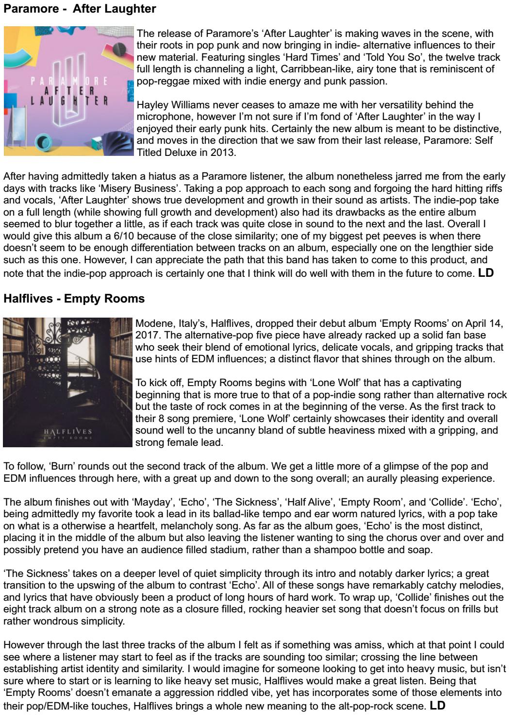 Issue 43 of Stencil Mag by Stencil Mag - issuu