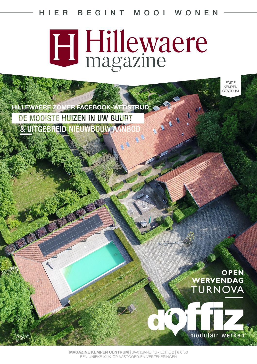 Hillewaere Magazine Jrg 16 2 Kempen Centrum By Hillewaere Issuu