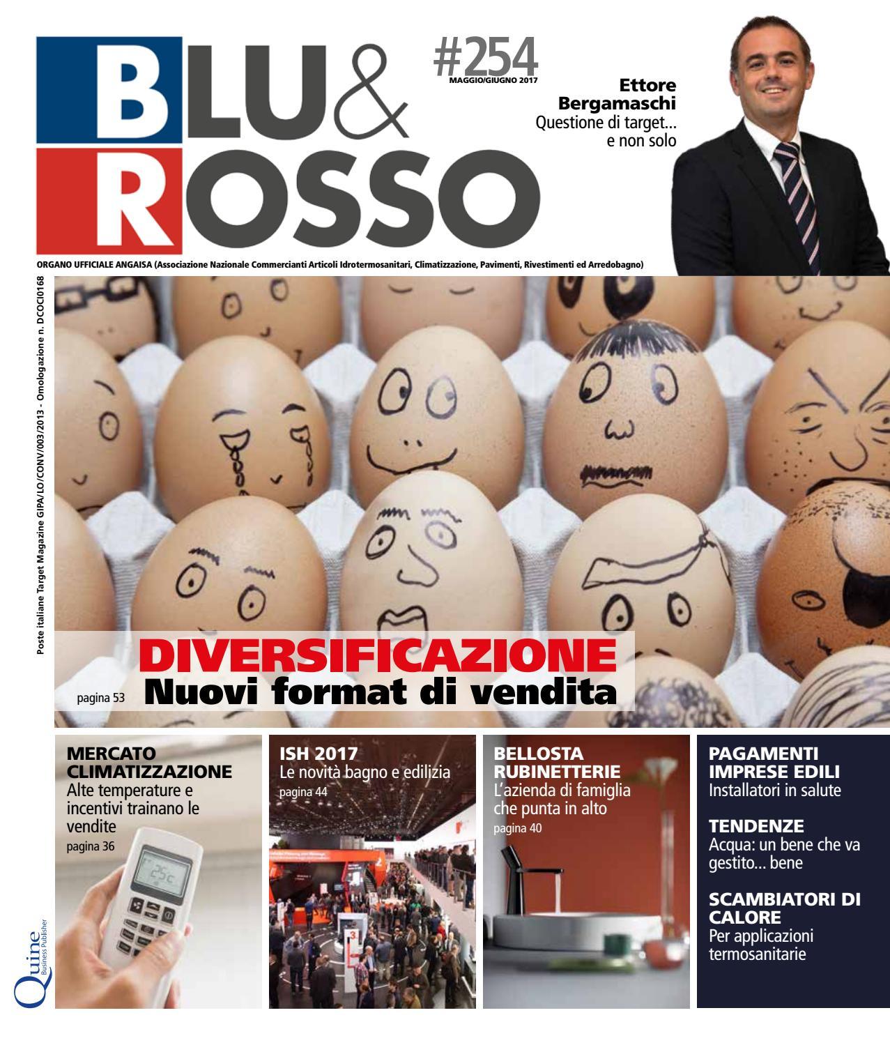 BLU ROSSO n°254 - Maggio Giugno by Quine Business Publisher - issuu 0a8b4774b3e1
