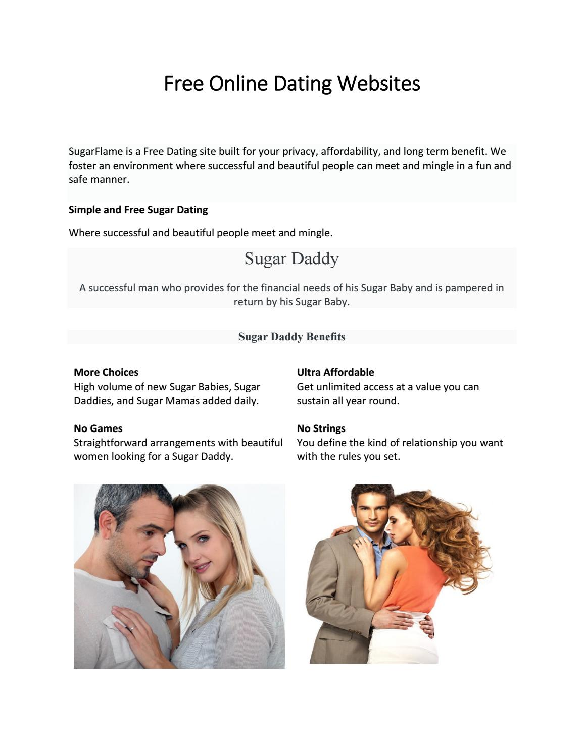 free and safe online dating sites