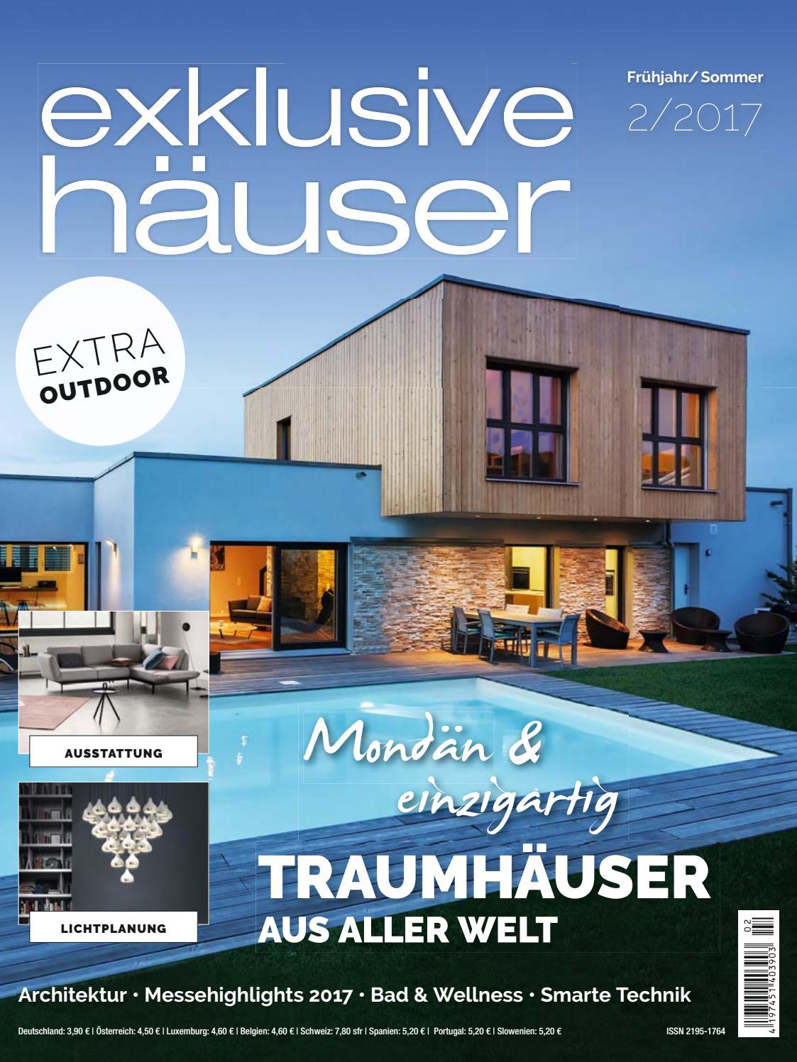 Exklusive Häuser 2/2017 By Family Home Verlag GmbH   Issuu