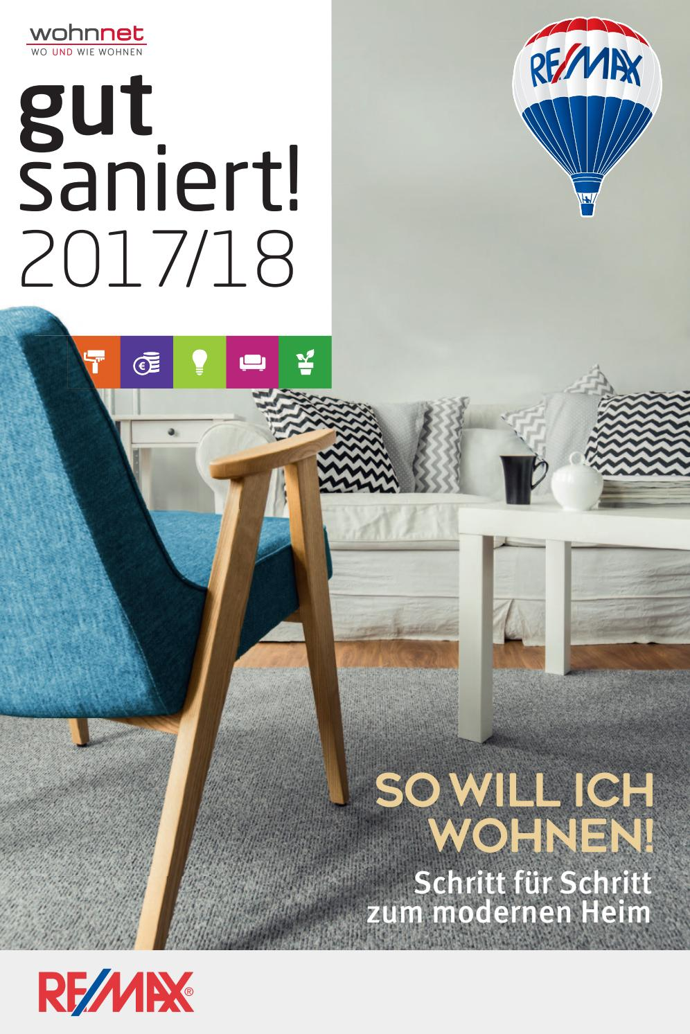 Gut Saniert 2017 Remax By Wohnnet   Issuu