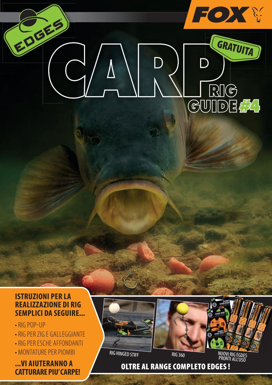 promozione speciale grande sconto scelta migliore Fox Rig Guide IT by FOX International Limited - issuu