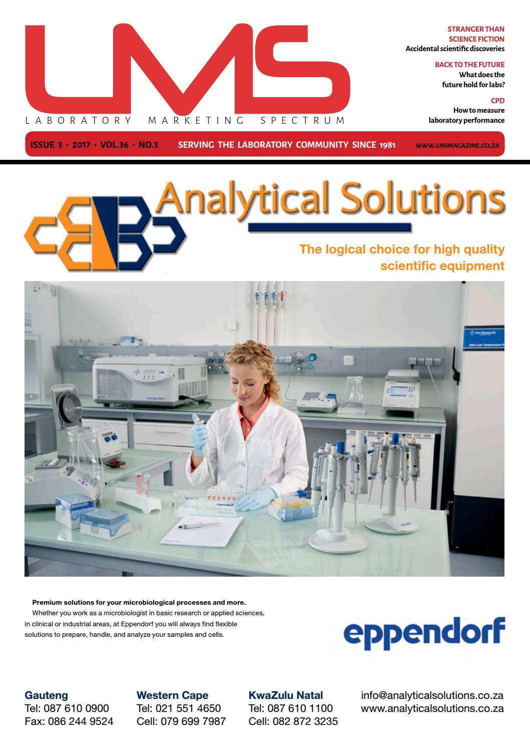 Laboratory Marketing Spectrum issue3 2017 by New Media B2B