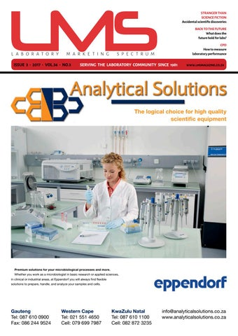 Laboratory Marketing Spectrum issue3 2017 by New Media B2B
