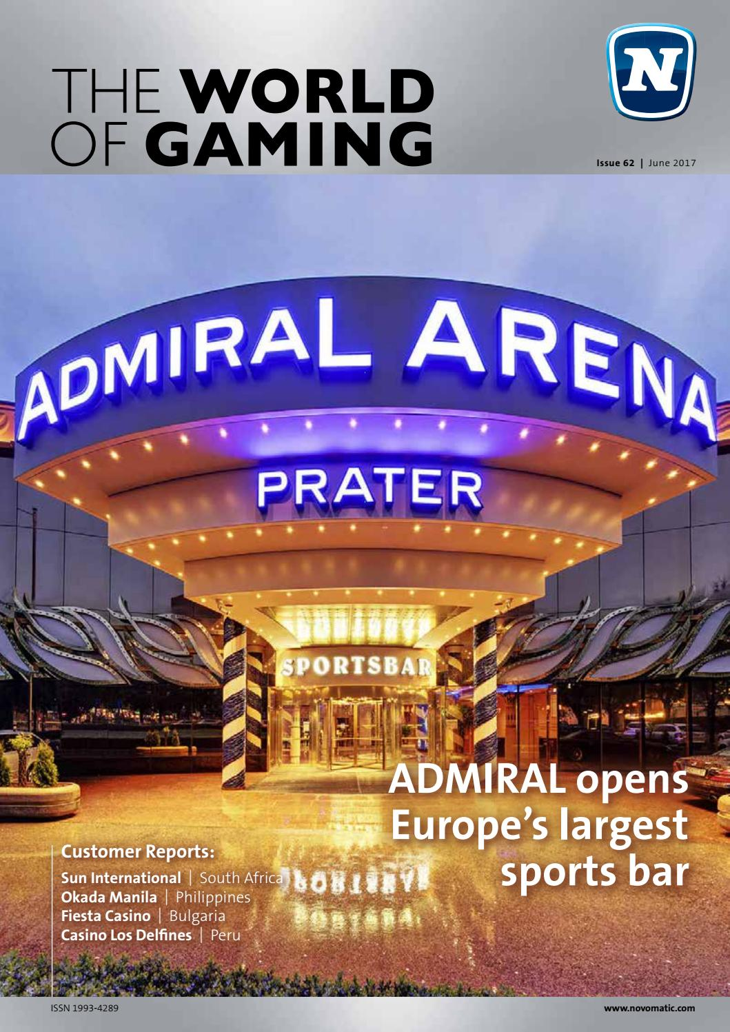 NOVOMATIC® – THE WORLD OF GAMING / issue 62 (english & german) by ...