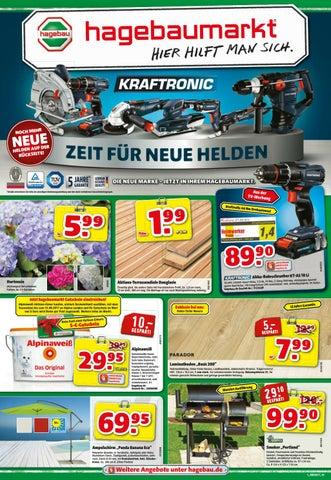 Hagebaumarkt Kw22 By Wochenanzeiger Medien GmbH