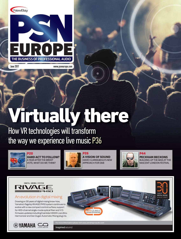 PSNE June 2017 Digital by Future PLC - issuu