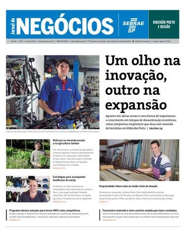 96ff52710 Jornal de Negócios Sebrae-SP - 01 de junho de 2015 - Ribeirão Preto ...