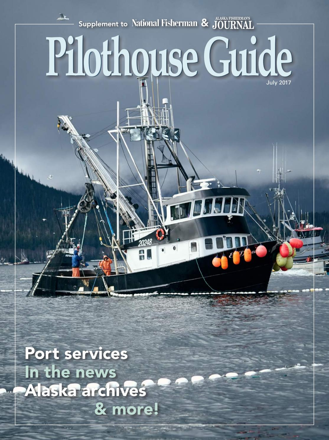 2017 Pilothouse Guide by National Fisherman - issuu