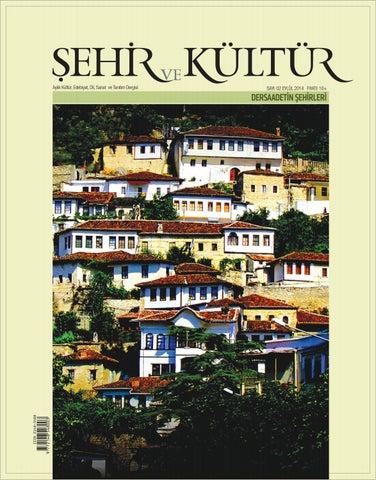 şehir Ve Kültür 2 Sayı By Sehirvekultur Issuu