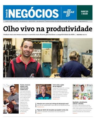 Jornal de Negócios Sebrae-SP - 01 de Maio de 2015 - Barretos e ... e3d5426663c0e