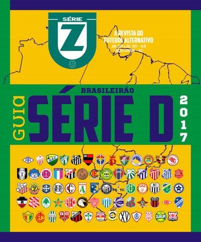 bcaf626154 SÉRIE Z 10 - Guia da Série D 2017 by Revista Série Z - issuu