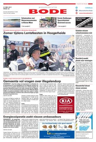 Woensdrechtse Bode 31 05 2017 by Uitgeverij de Bode issuu