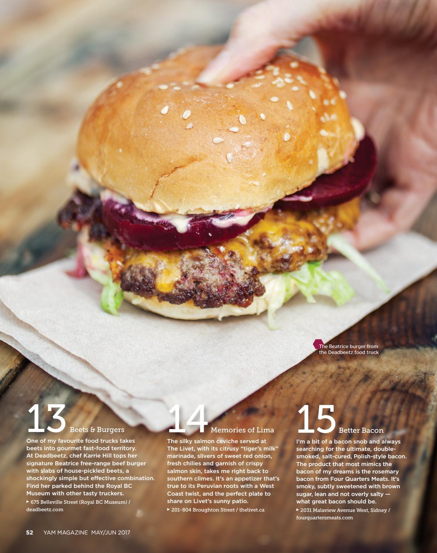 YAM magazine by Page One Publishing - issuu