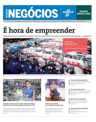 32630b9f8 Jornal de Negócios Sebrae-SP - 01 de fevereiro de 2016 - Presidente ...