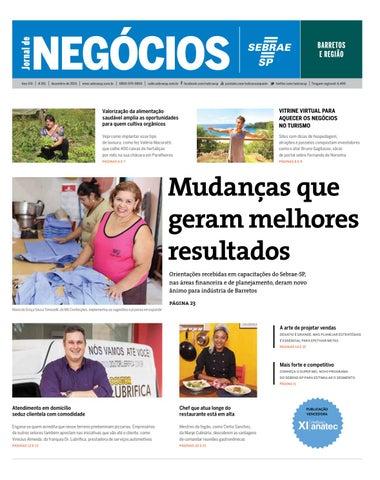 Jornal de Negócios Sebrae-SP - 01 de dezembro de 2015 – Barretos c895620cdc8