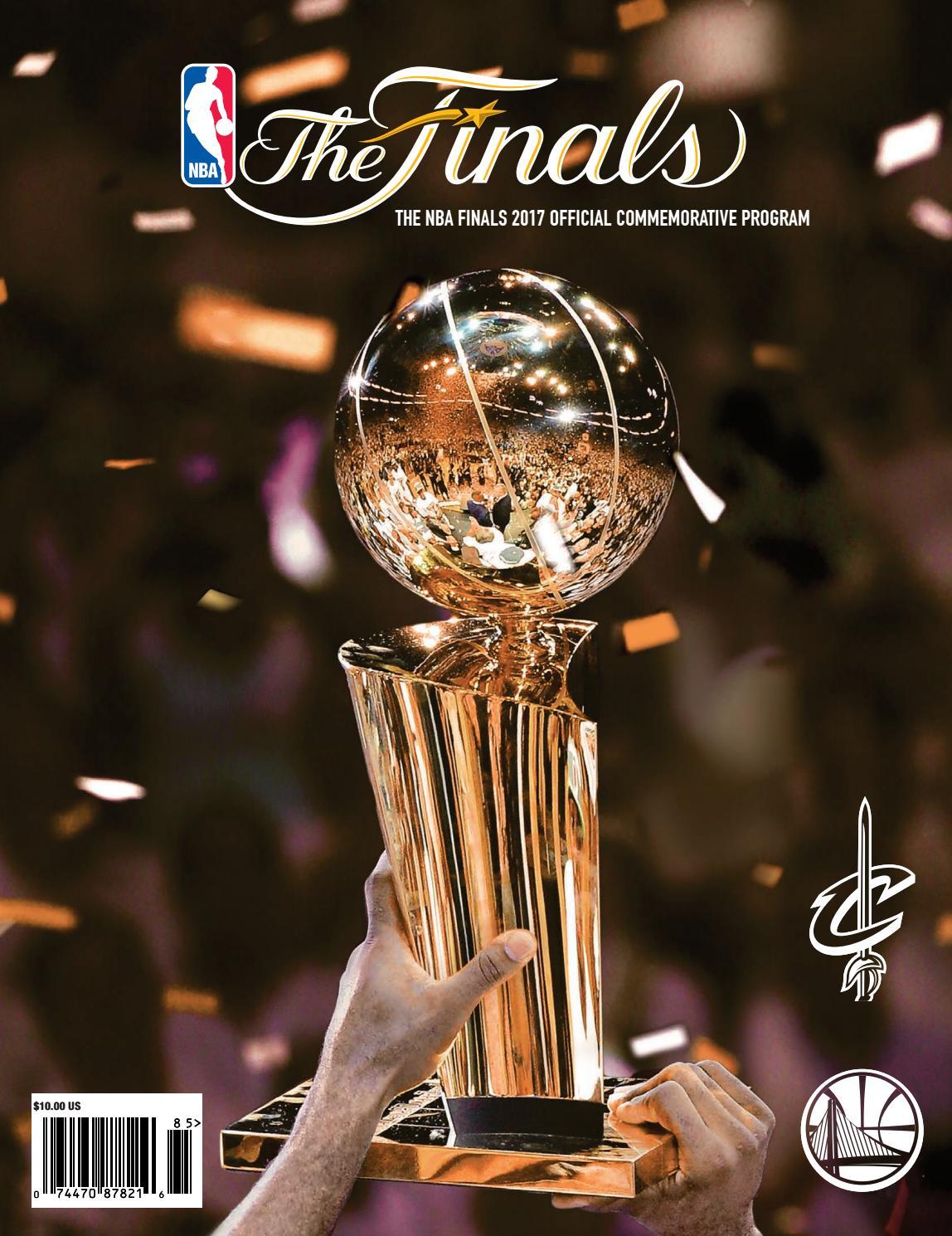 73429ce49d23 NBA Finals 2017 by HOOP - issuu