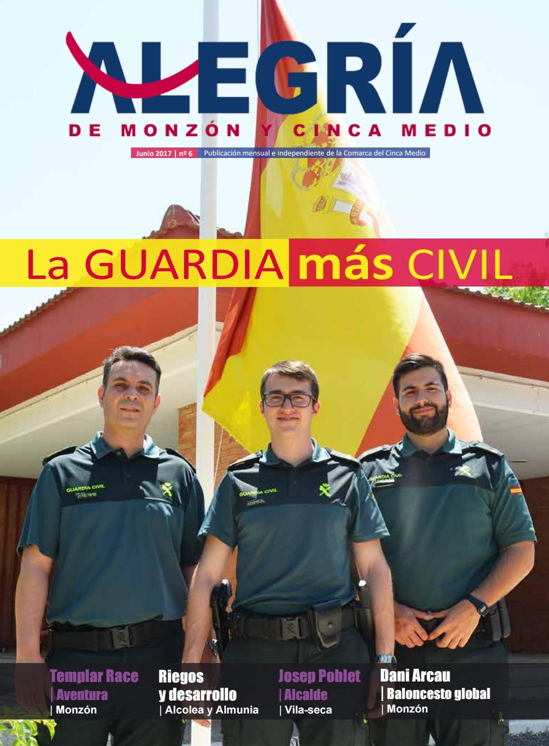 1681cb28ed Alegria de Monzon Junio 2017 by AlegriadeMonzon - issuu