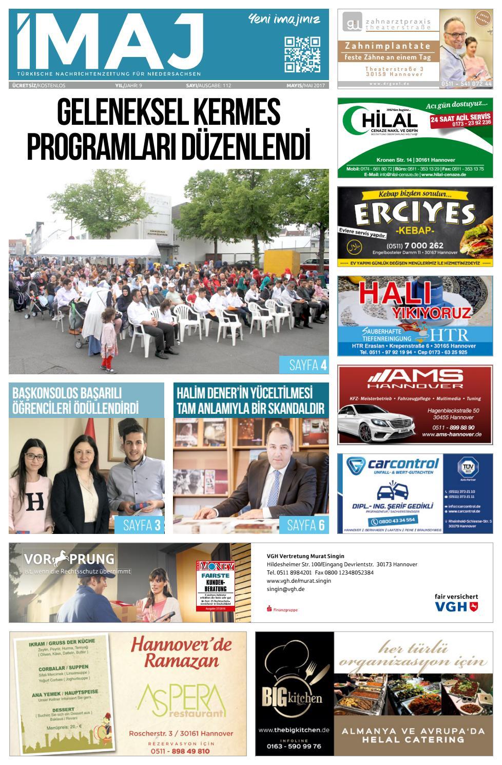 Imaj Gazetesi 112 Sayisi Mayis 2017 By Imajgazetesi Issuu