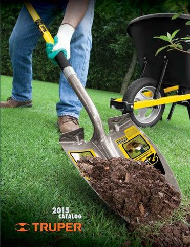 Wood Handle Truper Tools 30014 Tru Tough 54-Inch Two Prong Weeding Hoe