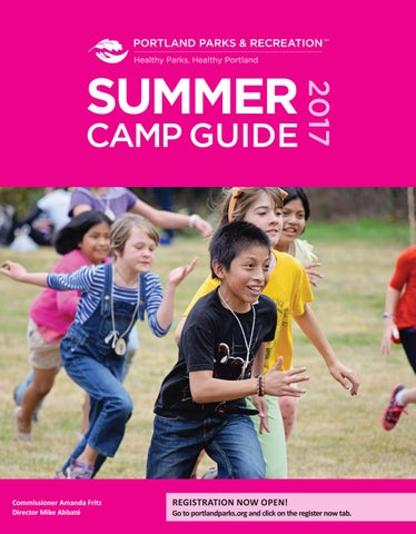 Portland Parks & Recreation 2017 Summer Camp Guide by Portland Parks ...
