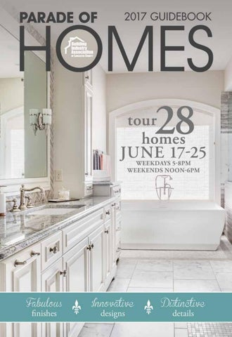 Parade Of Homes Guidebook 2017