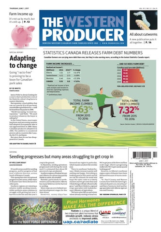 The western producer june 1, 2017 by The Western Producer - issuu
