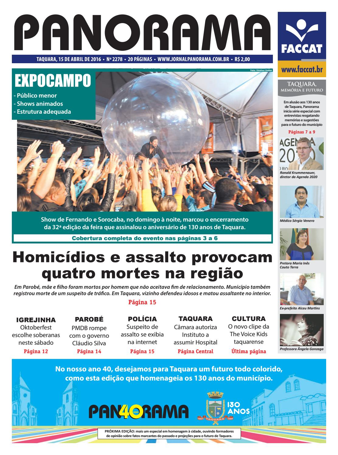 2278 by Jornal Panorama - issuu 62bda5c19a