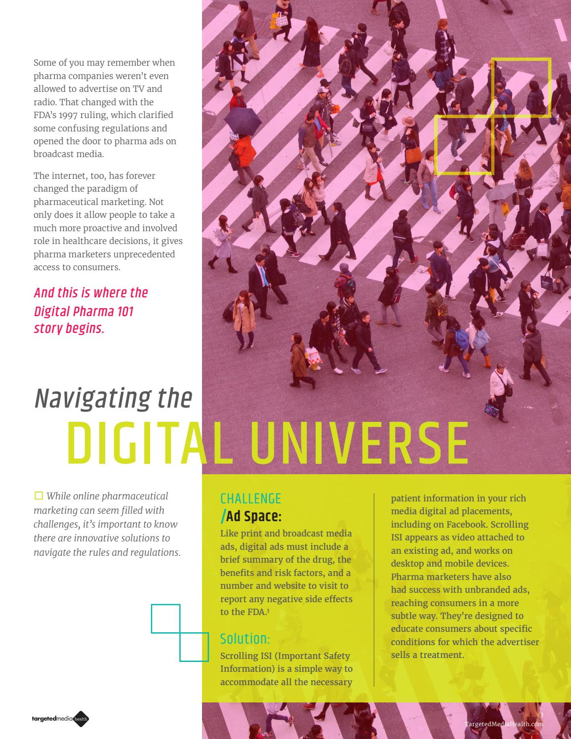 Digital Marketing 101/Pharma by MNI Targeted Media - issuu