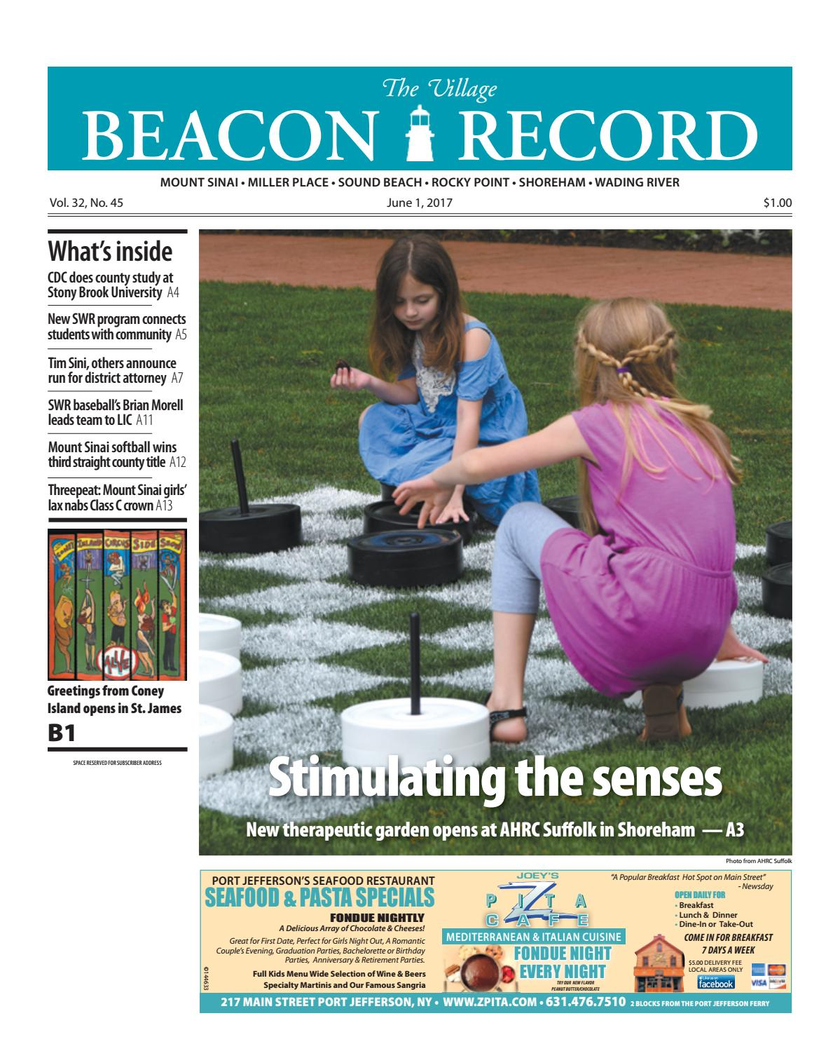 The Village Beacon Record June 1 2017 By Tbr News Media Issuu