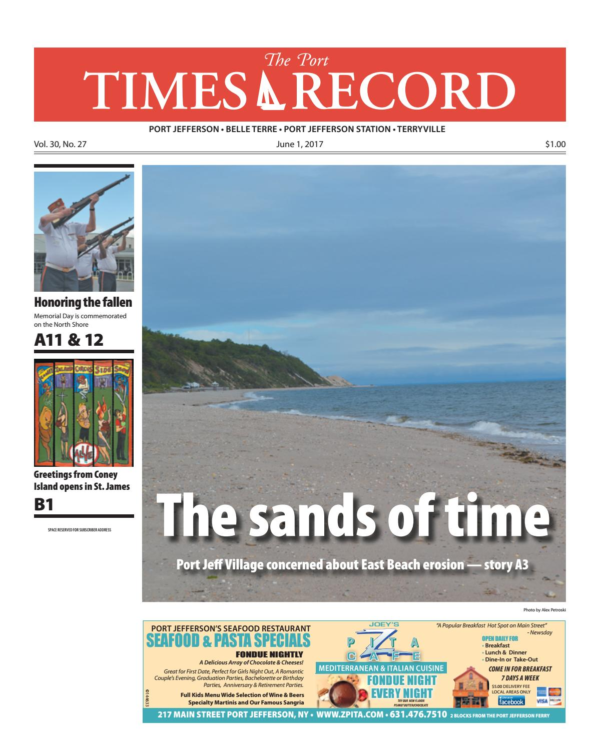 The Port Times Record - June 1, 2017 by TBR News Media - issuu
