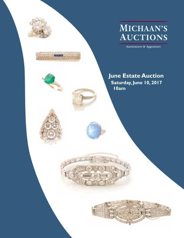 ede0663a123bca June Estate Auction catalog by Michaan's Auctions - issuu