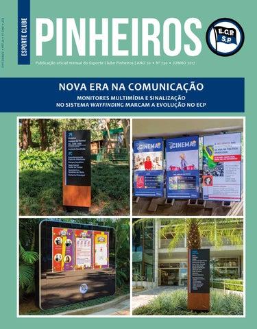 Revista nº 230 junho de 2017 by Esporte Clube Pinheiros - issuu 725a3f3d93087