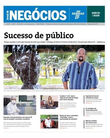 Jornal de Negócios Sebrae-SP - 01 de março de 2016 - Barretos e ... 253c1663f893e