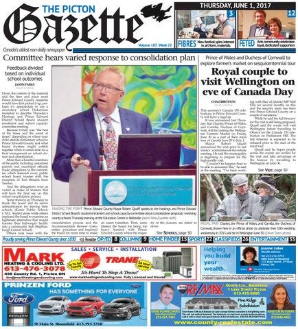 58bc3d4af55 Picton Gazette June 1