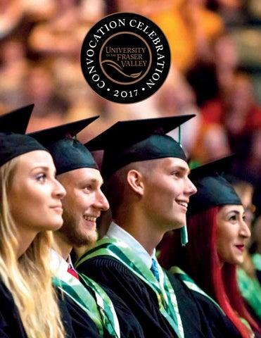 Ram Rattan Singh Roma.2017 Convocation Program By University Of The Fraser Valley Issuu