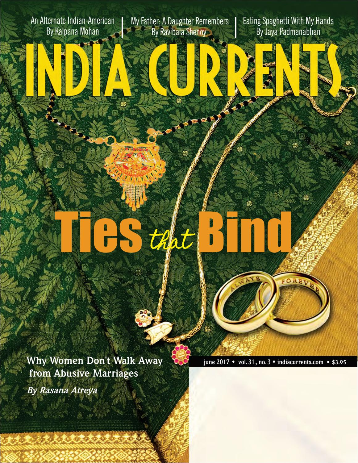 India currents june 2017 by nirupama vaidhyanathan issuu fandeluxe Image collections