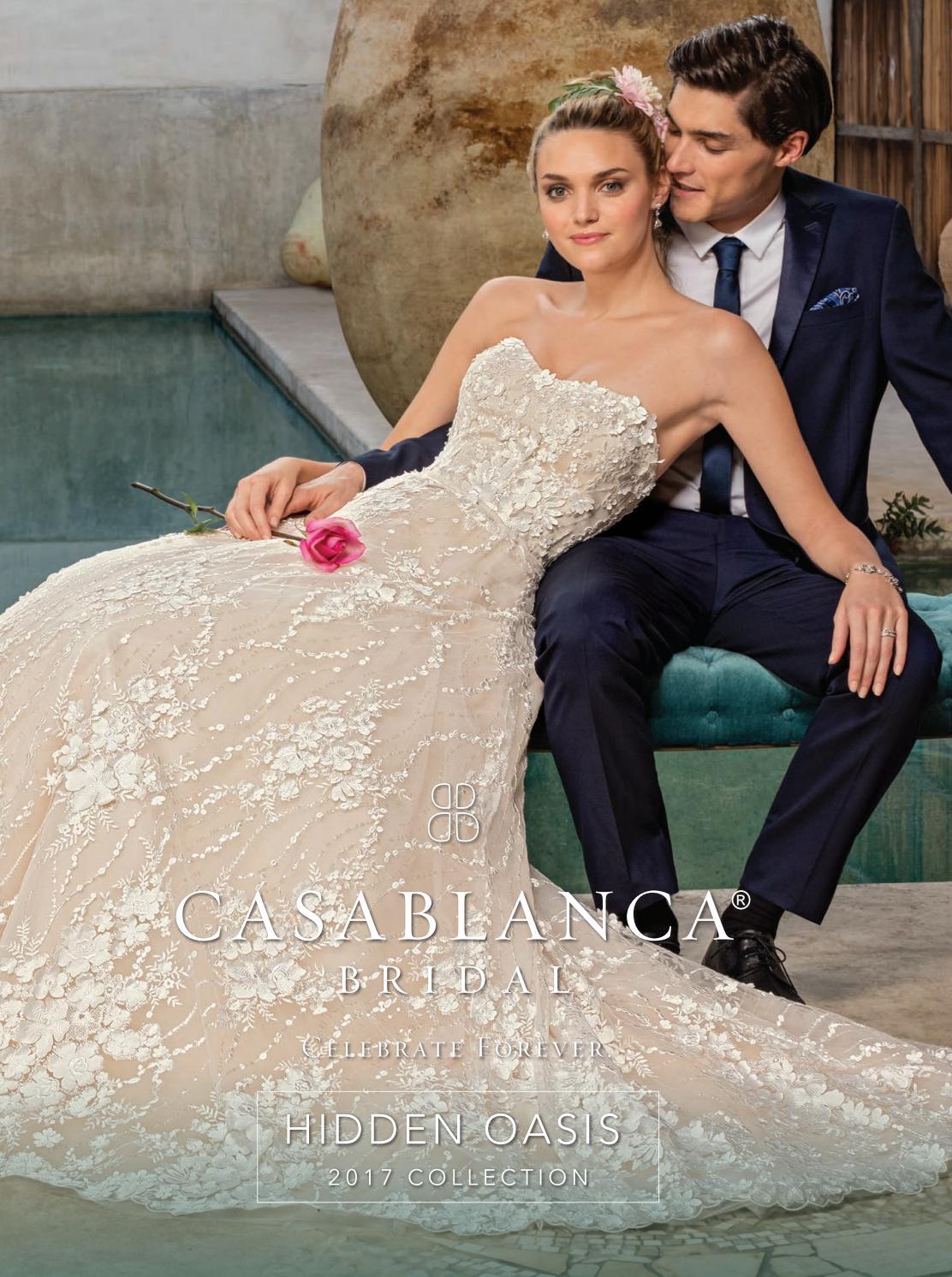 Casablanca Bridal Fall 2017 Catalog By Casablanca Bridal Issuu