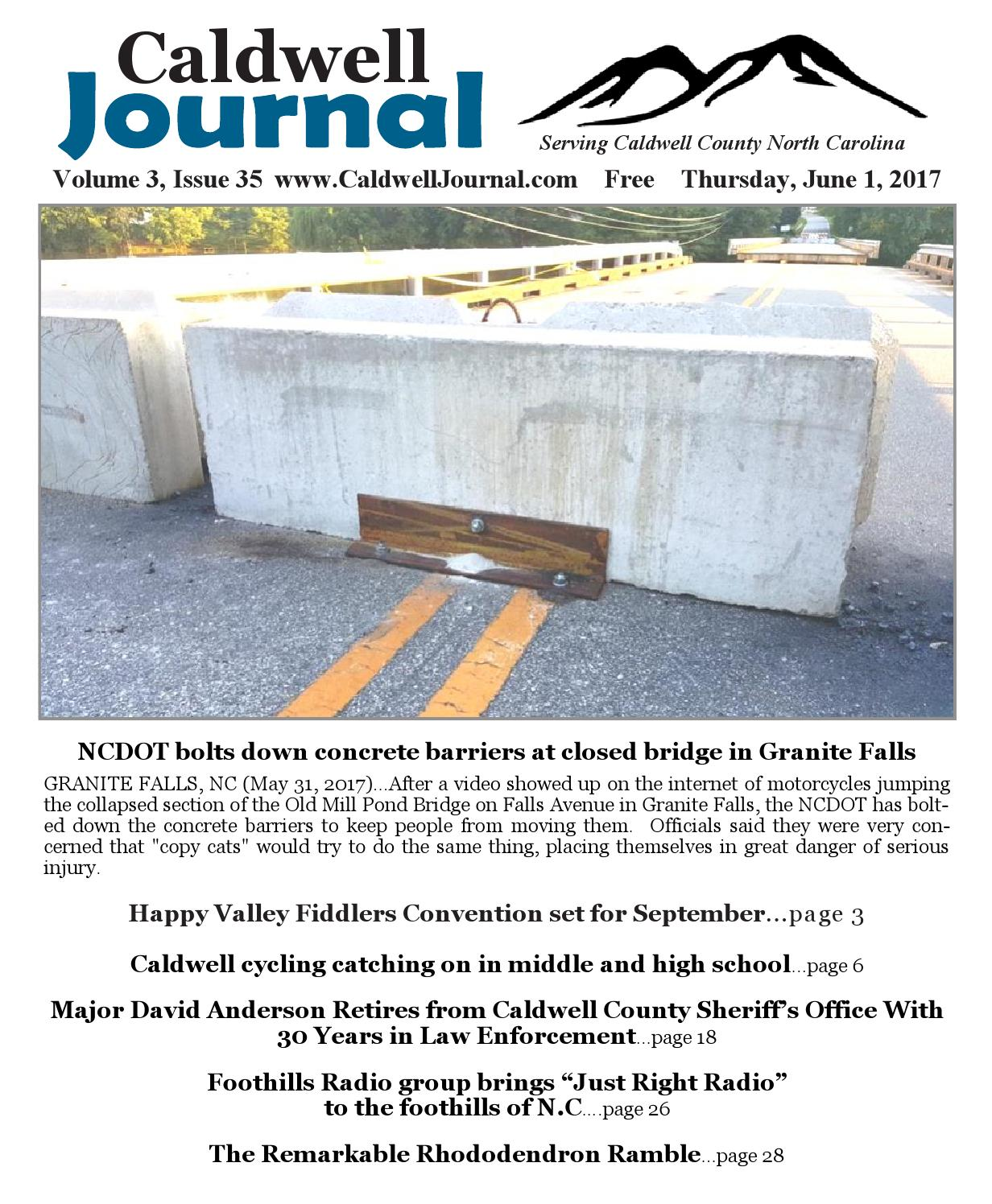 Caldwell Journal 06 01 2017 By Caldwell Journal   Issuu
