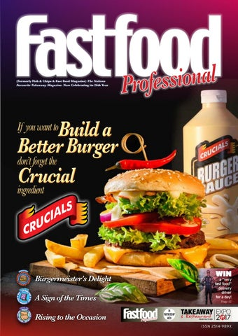 Fast Food Professional May And June 2017 By Newco Media