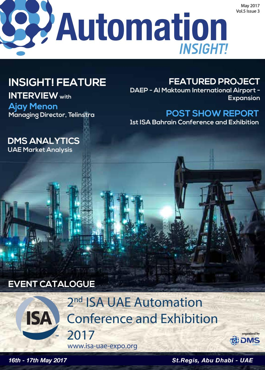 Automation Insight! May 2017 by DMS Global - issuu