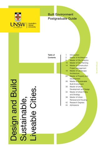 commonwealth supported postgraduate coursework programs unsw