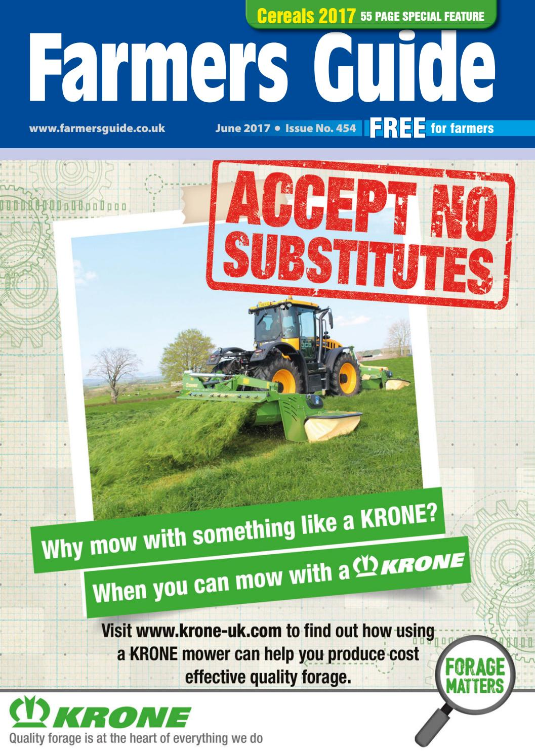 Farmers Guide June 2017 By Issuu Wiring Diagram For Toro Timecutter Mx 5050